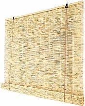 seveni Natural Bamboo Blind Straw Blinds,Lifting