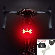 Several Illumination Modes Bicycle Lighting USB