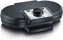 Severin Double Waffle Maker with 1200 W of Power