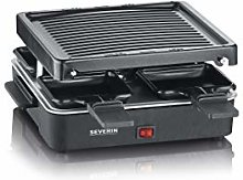 Severin RG 2370 Raclette Grill for 4 Person,