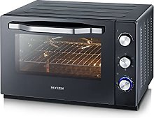Severin TO 2066 toaster oven 60 L Black Grill 2200