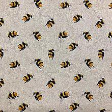 Sew Sensational Digital Print Cotton Rich Linen