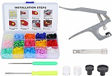 Sewing Accessories, Snap Fastener Set, Sturdy 15