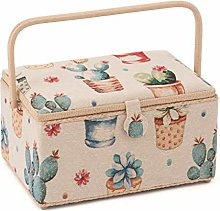 Sewing Box/Basket ~ Extra Large Rectangular ~