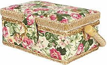 Sewing Box Sewing Basket Fabric Sewing Storage