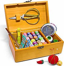 Sewing Box Sewing Basket with Kit Accessories