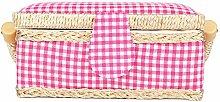 Sewing Storage Basket Sewing Box Craft Sewing