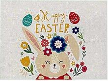 SEWORLD Women 1PC Easter Decoration Table Runner