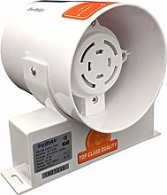 SF100T Timer 1-15 min Inline Extractor Shower