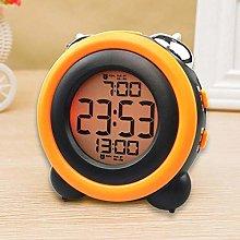 SFBBBO alarm clock Color screen alarm clock ABS