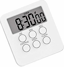 SFBBBO alarm clock Multifunctional LCD digital