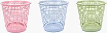 SFF Trash Can Trash Can Plastic Grid without lid