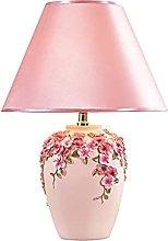 SFSGH Bedside Table Lamp Ceramics, Creative Resin