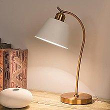 SFSGH Table lamp for Bedroom Modern Minimalist