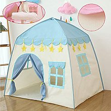 SFSGH Teepee Play Tent Toy for Kids Princess
