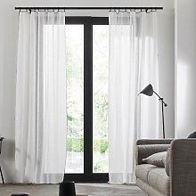 Shadow Sheer Door Curtain Madura