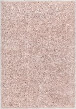 Shaggy Area Rug 120x170 cm Old Pink - Pink