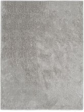 Shaggy Area Rug 140x200 cm Grey - Grey - Vidaxl