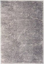 Shaggy Area Rug 160x230 cm Grey - Grey - Vidaxl