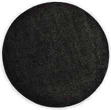 Shaggy Area Rug 67 cm Anthracite
