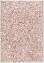 Shaggy Area Rug 80x150 cm Old Pink - Pink - Vidaxl