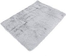 Shaggy Polyester Rug 120x160cm B