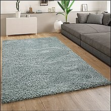 Shaggy Rug, Large Rug, Living Room Flokati Effect,