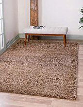 SHAGGY RUG Long Thick 5cm Pile Rugs Living Room