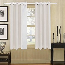 Shang gu Blackout Curtains 2 Panels Set Thermal