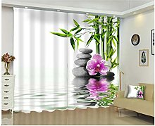 SHANGZHIQIN High-precision Shade 3D Curtain for