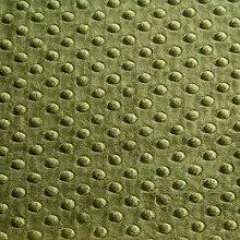 Shannon Dimple Cactus Cuddle Plush Fabric - 100cm