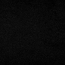 Shannon Smooth Black Cuddle 3 Plush Fabric - 100cm