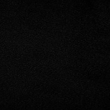 Shannon Smooth Black Cuddle 3 Plush Fabric - Per