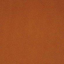 Shannon Smooth Rust Cuddle 3 Plush Fabric - 100cm