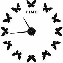 Shanrya Acrylic Wall Clock, Hanging Wall Clock
