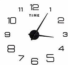 Shanrya Clock, Modern Ambience Wall Clock Acrylic
