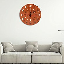 Shanrya Hanging Clock, Wall Clock Easy To Read