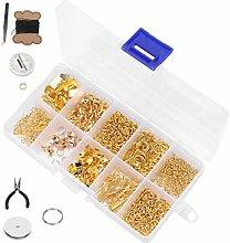 Shanrya Jewelry Making Tool Kit, Widely Used