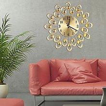 Shanrya Wall Clock, Durable Home Clock Easy To