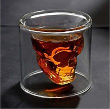 Sharemee - So Cool Crystal Skull Shot Glass Drink