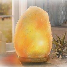 Sharper Image Colour Changing Himalayan Salt Lamp