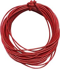 Sharplace 2 Mm Nylon Sewing Stitching Cord Flat