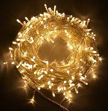 SHATCHI 100 LEDs 15m Warm White Indoor/Outdoor