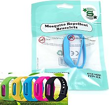 SHATCHI Natural Repellent Mosquito Insect Bracelet
