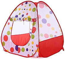 Shatchi Pop Up House TRIANGLE Kids-Children Play
