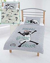 Shaun the Sheep Kids Bedding Duvet Cover,
