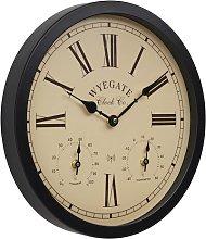 Shawna 38cm Wall Clock Rosalind Wheeler