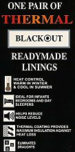 ShawsDirect Blackout Thermal Curtain Linings - For