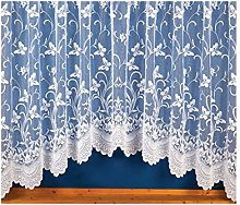 ShawsDirect Ready to Hang Jardiniere Meadow Lace