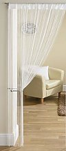 ShawsDirect Sparkle Curtain Voile for Windows and